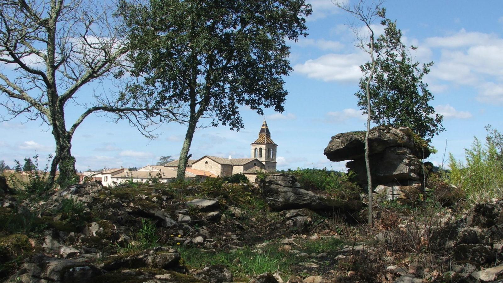 Laurac-en-Vivarais and the water circuit